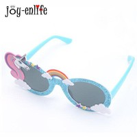 1pc Unicorn Funny Party Sunglasses