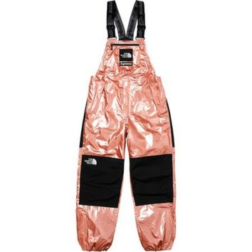 Supreme/The North Face TNF Metallic Bib Pants/Over