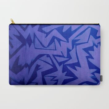 Electric Pop Carry-All Pouch by Ducky B