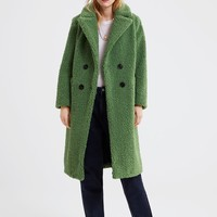 FLEECE COAT