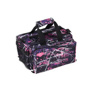 Bulldog Cases Deluxe Muddy Girl Camo Range Bag