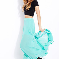Must-Have M-Slit Maxi Skirt