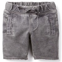 Infant Boy's Tea Collection French Terry Cotton Shorts,