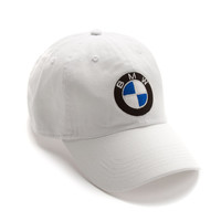 "Club Foreign Logo Hat ""Bavarian Motor Works"" - White"