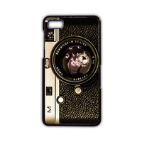 Camera Vintage Leica For Blackberry Z10/Blackberry Z30/Blackberry Q10 Phone case ZG