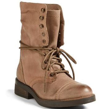 Women's Steve Madden 'Munch' Military Boot