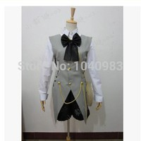 Vocaloid Alice project Alice In Wonderland cosplay costume party costume full set