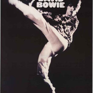 David Bowie Man Who Sold the World Poster 24x36