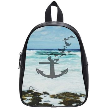 Anchor To Sink School Backpack Large