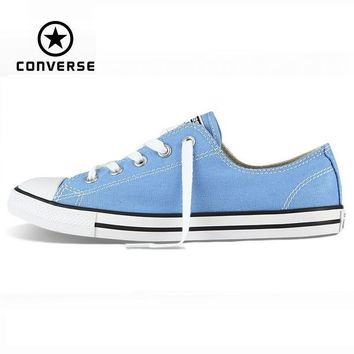 Converse All Star Low Rise Canvas Shoe
