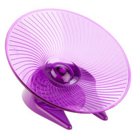 All Living Things® Flying Saucer Small Animal Wheel | Toys & Habitat Accessories | PetSmart