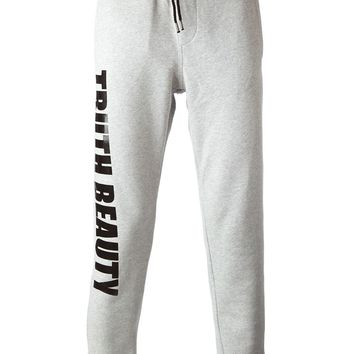 MSGM 'Truth Beauty' track pants