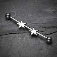 Double Star Industrial Barbell