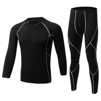 Breathable Thermal Underwear- Quick Dry/ Top and Pant