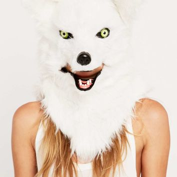Thumbs Up UK Mr. Fox Mask - Urban Outfitters