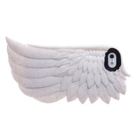 NEW ARRIVALS : iPhone 5/5S Wing (White)