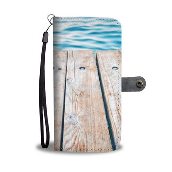 The Dock Wallet Phone Case