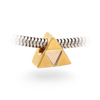 TriForce Charm Bead - Charm Bead Only