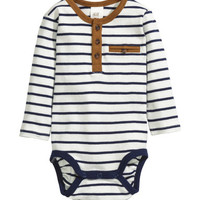 H&M Long-sleeved Bodysuit $9.95