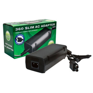 360 Slim AC Adapter - Xbox 360 (New)
