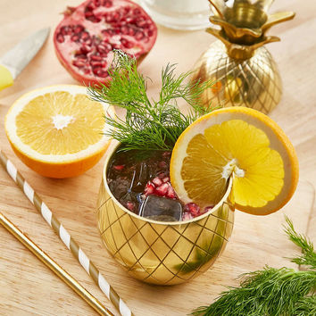 The Pineapple Co. Pineapple Tumbler - Urban Outfitters