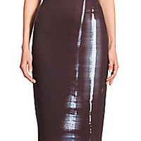 Elie Tahari - Cammie Neoprene Skirt - Saks Fifth Avenue Mobile