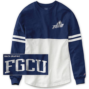 Florida Gulf Coast University Eagles Women's Ra Ra Long Sleeve T-Shirt | Florida Gulf Coast University