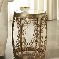 """Mariah"" Side Table - Horchow"