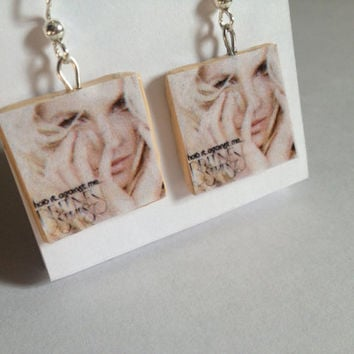 Britney Spears 'Hold It Against Me' Earrings