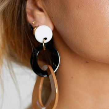 Dali Earrings MULTI