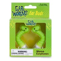 Accoutrements Ear Worms Ear Buds