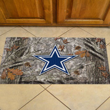 Dallas Cowboys Scraper Mat