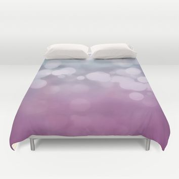 Space Mirage 01 Duvet Cover by ARTsKRATCHES