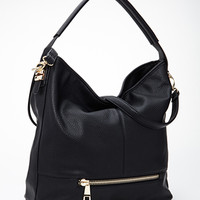 FOREVER 21 Faux Leather Shoulder Bag