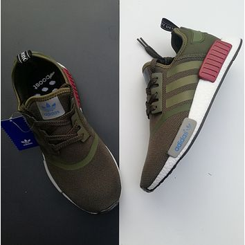 Adidas-NMD shoelace Fashion Trending Running Sports Shoes