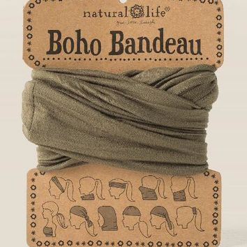 Boho Bandeau by Natural Life in Earth