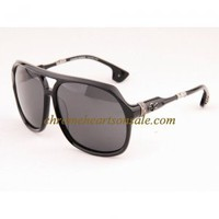 Chrome Hearts Box Lunch Sunglasses BK [Box Lunch Sunglasses BK] - $198.00 : Authentic Eyewear,Clothing,Accessories By Chrome Hearts!