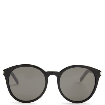 Round-frame acetate sunglasses | Saint Laurent | MATCHESFASHION.COM UK