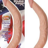 All American Ultra Whoppers - 13 in Curved Double Dong