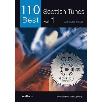 110 Best Scottish Tunes: With Guitar Chords