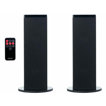 Craig Home Theater Speaker with Bluetooth and FM Radio
