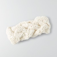 AEO BRAIDED KNIT HEADBAND