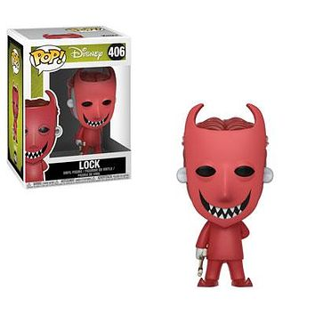 Lock Funko Pop! Disney Nightmare Before Christmas