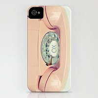 Party Line iPhone Case by Simplyhue | Society6