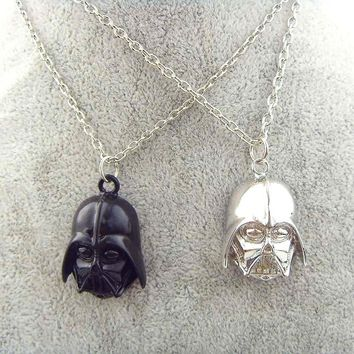 Star Wars Darth Vader Helmet Pendant Collection
