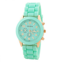 favthing — Candy Color Silicone Sports Watch