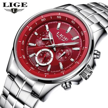 Top Brand Luxury Waterproof Sport Watch.