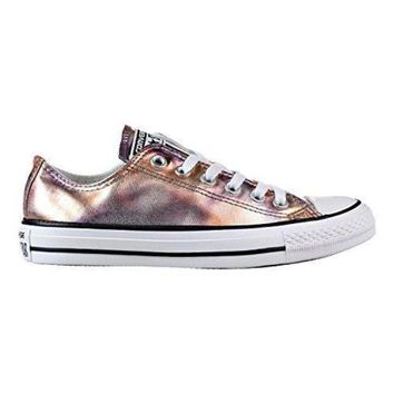 CREYUG7 Converse Chuck Taylor All Star Ox Men's Shoes Dusk Pink/White/Black 157654f