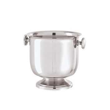 Elite Stainless Steel Ice bucket, 6 1/2 x 5 7/8 inch