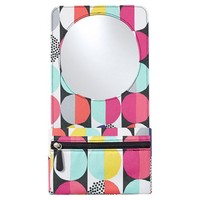 Gear-Up Multi- Dot Mirror With Removable Pouch